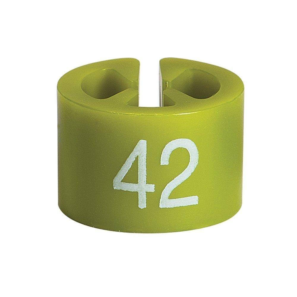 Marque taille 42 vert clair par 50 (photo)