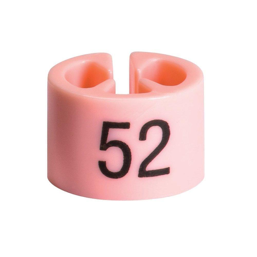Marque taille 52 rose par 50 (photo)
