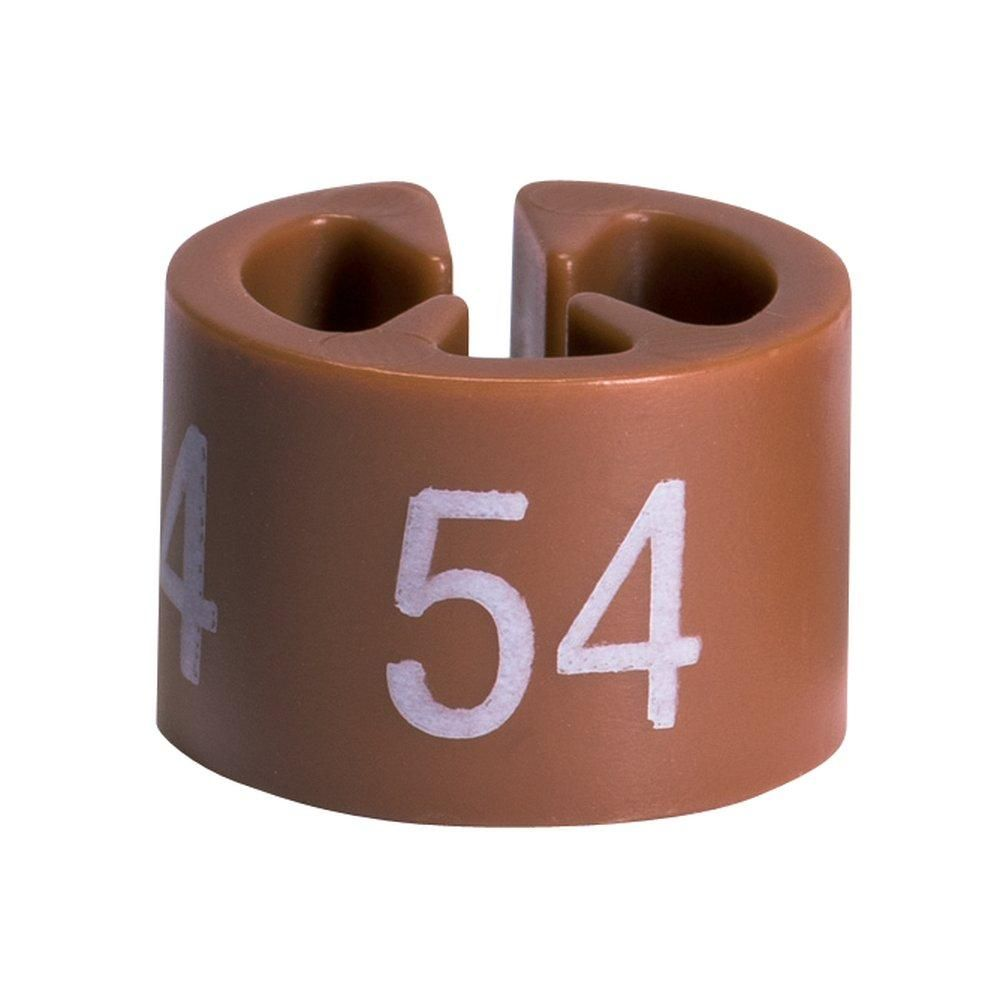 Marque taille 54 marron par 50 (photo)