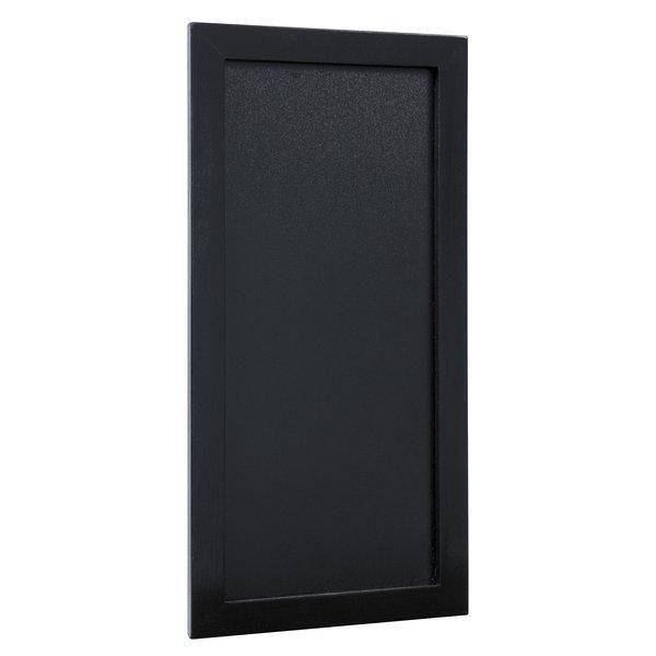 Ardoise murale cadre noir L.20 x H.40cm (photo)