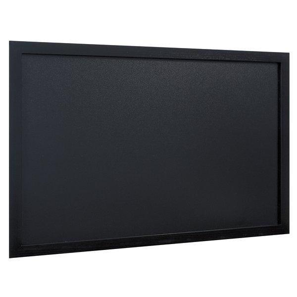 Ardoise murale cadre noir L.40 x H.60cm (photo)