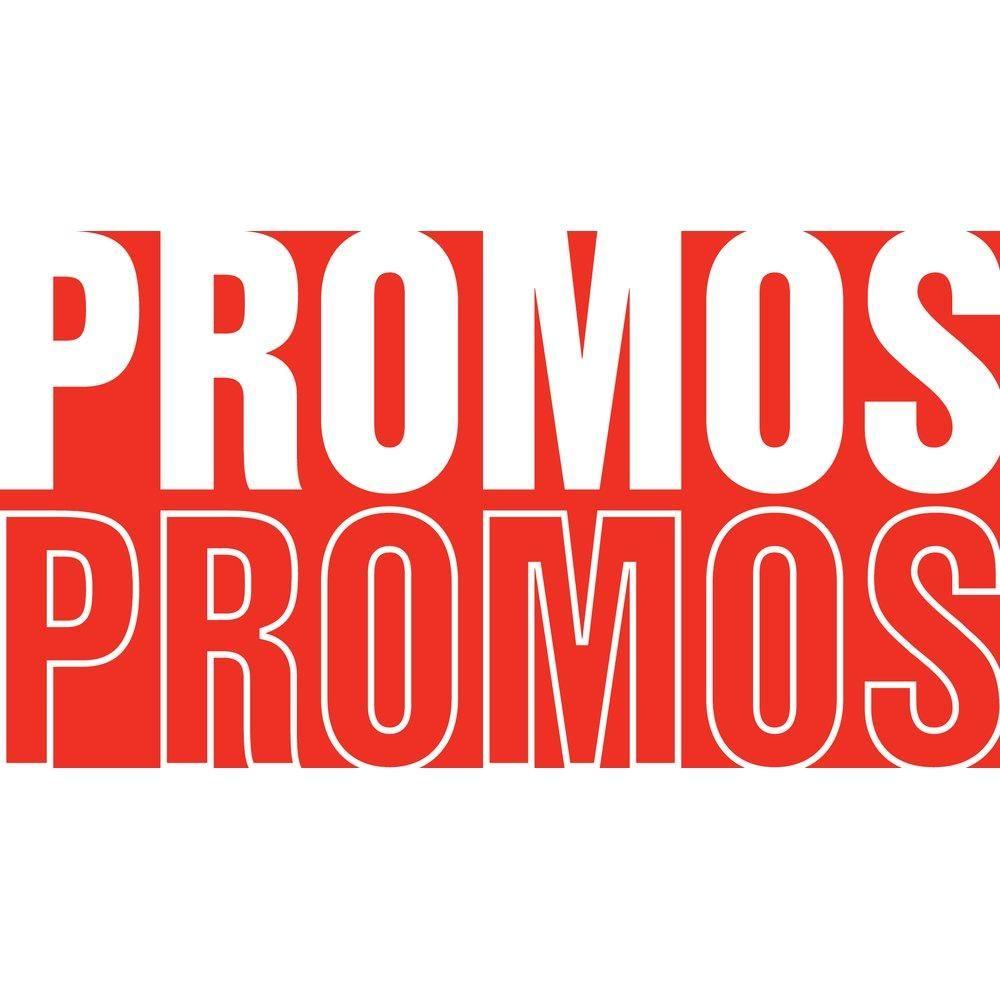 Affiche promos 80x 40 cm rouge (photo)
