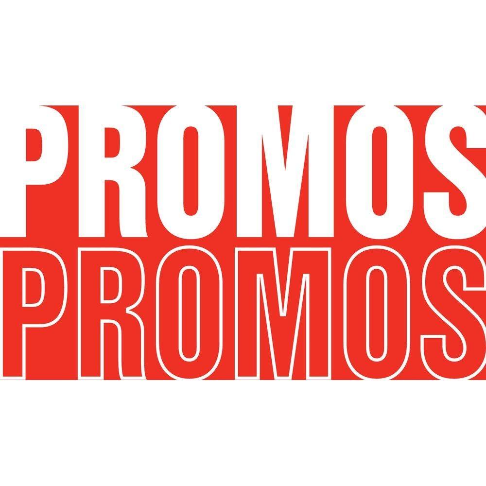 Affiche promos 60x 30 cm rouge (photo)
