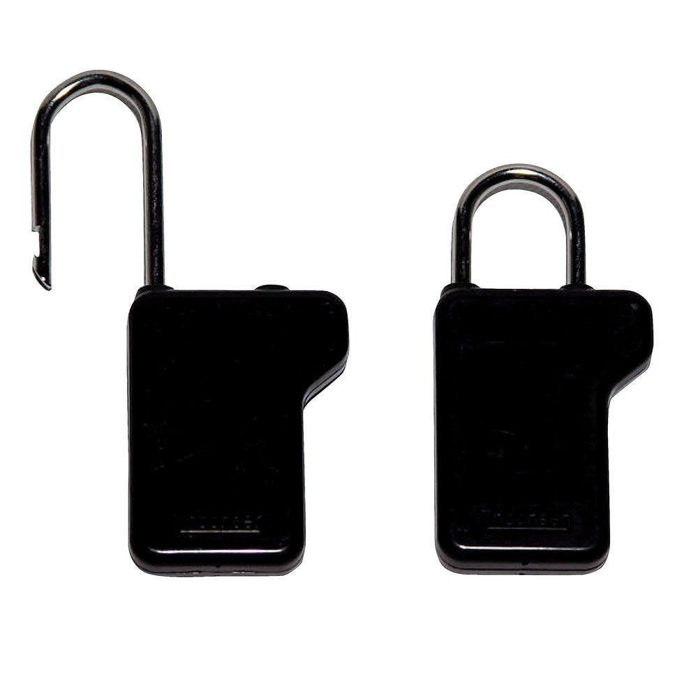 Verrou super padlock plus noir x 20 (photo)