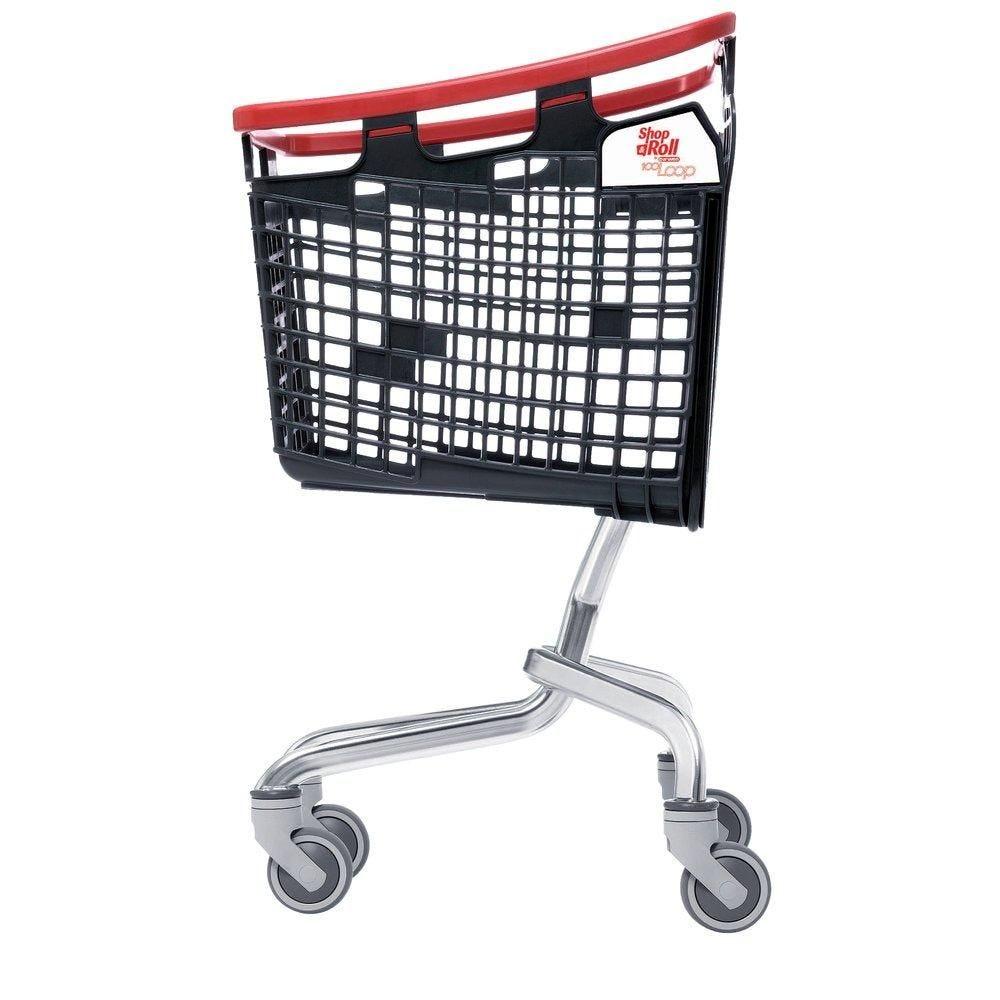 Chariot de course Shop & Roll 100L Loop