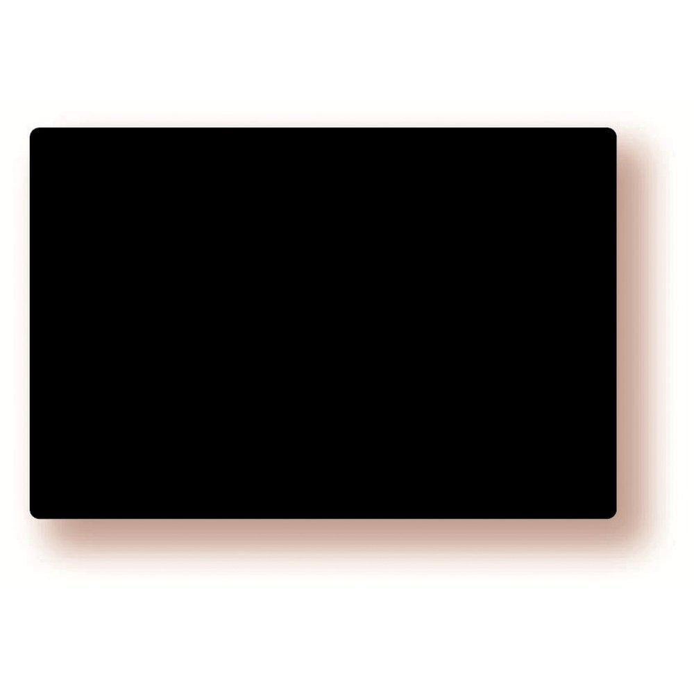 Etiquette ardoise noire vierge vendu par 10 (photo)