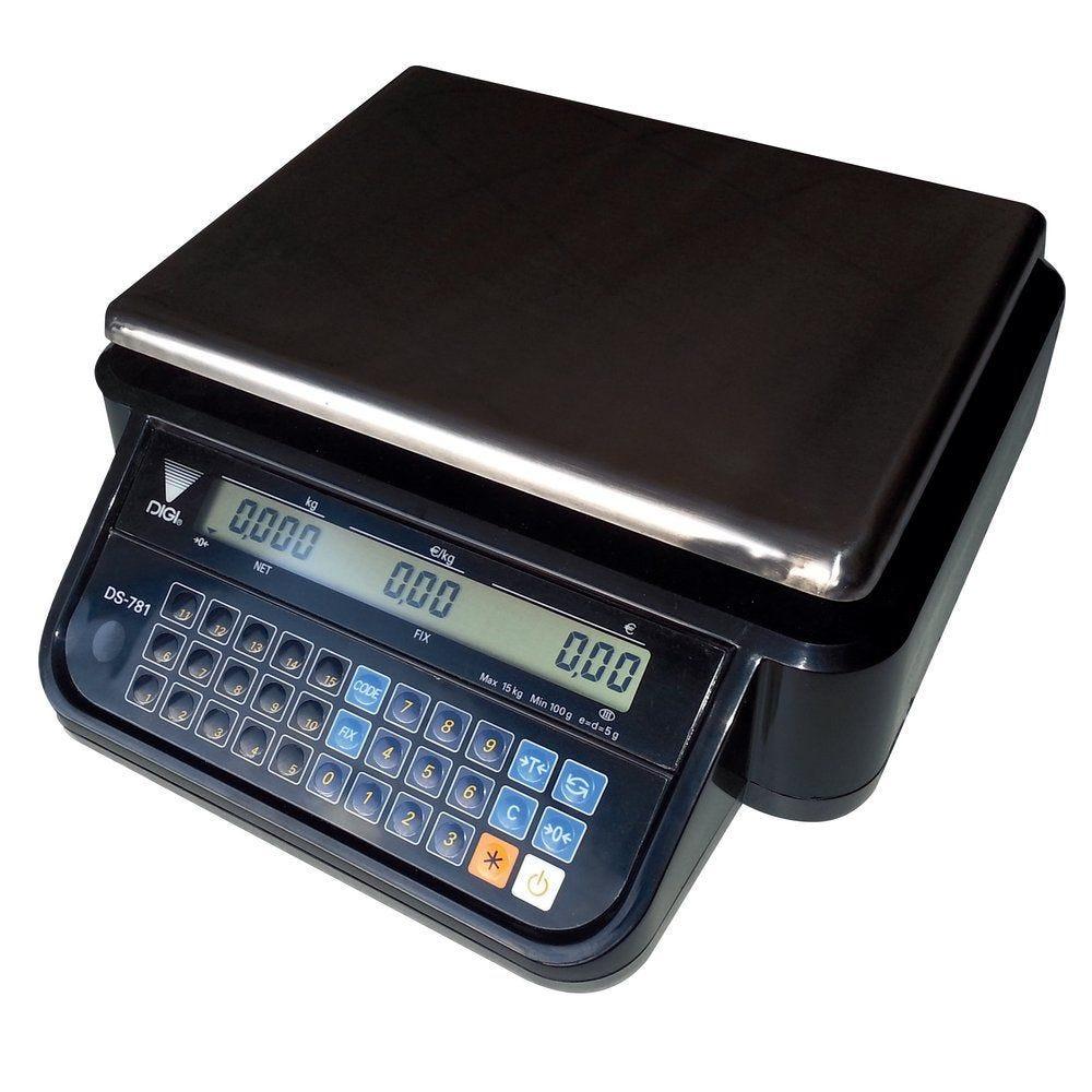 Balance poids / prix 33.6x35x12.4cm (photo)