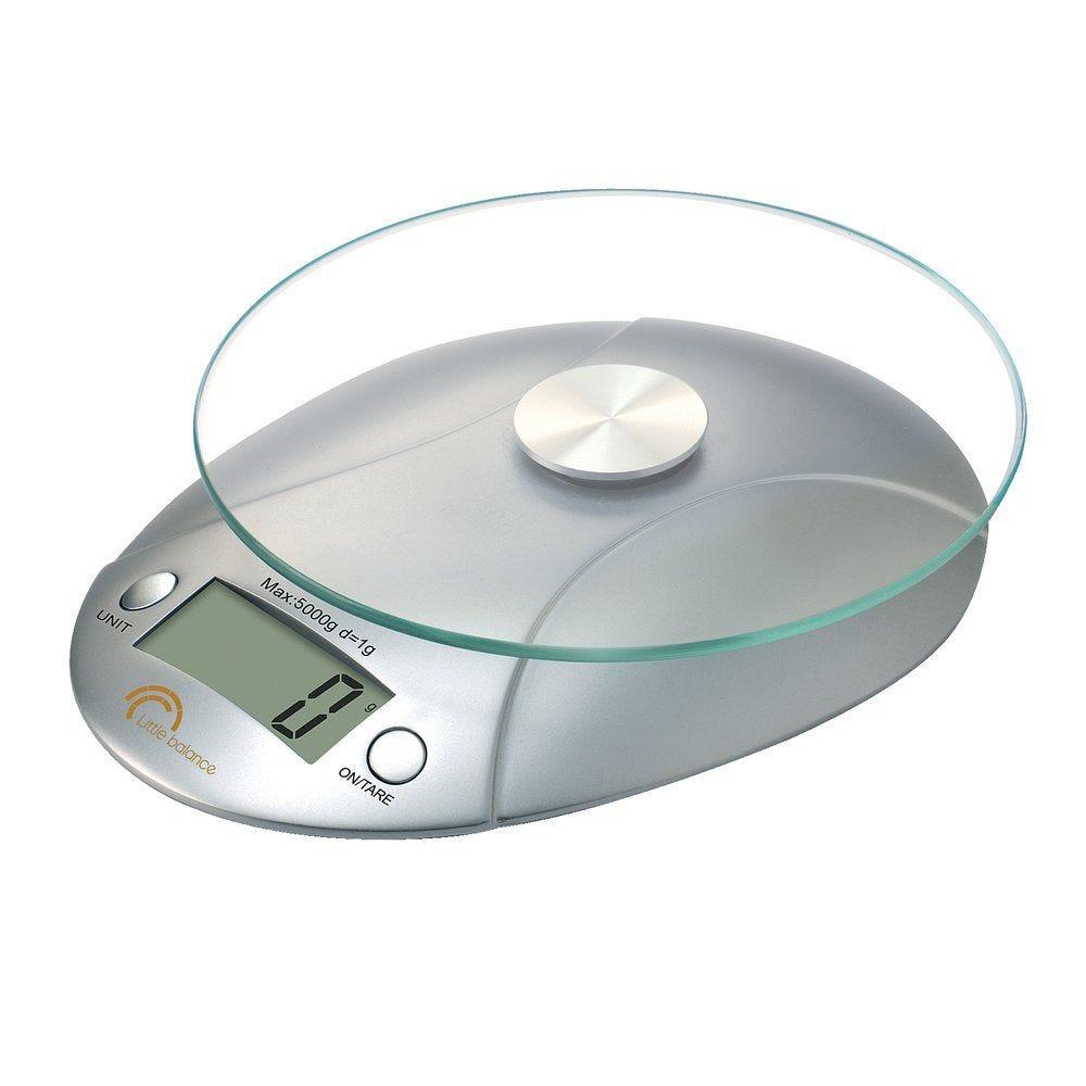 Pèse-lettres et colis électronique 5kg (photo)