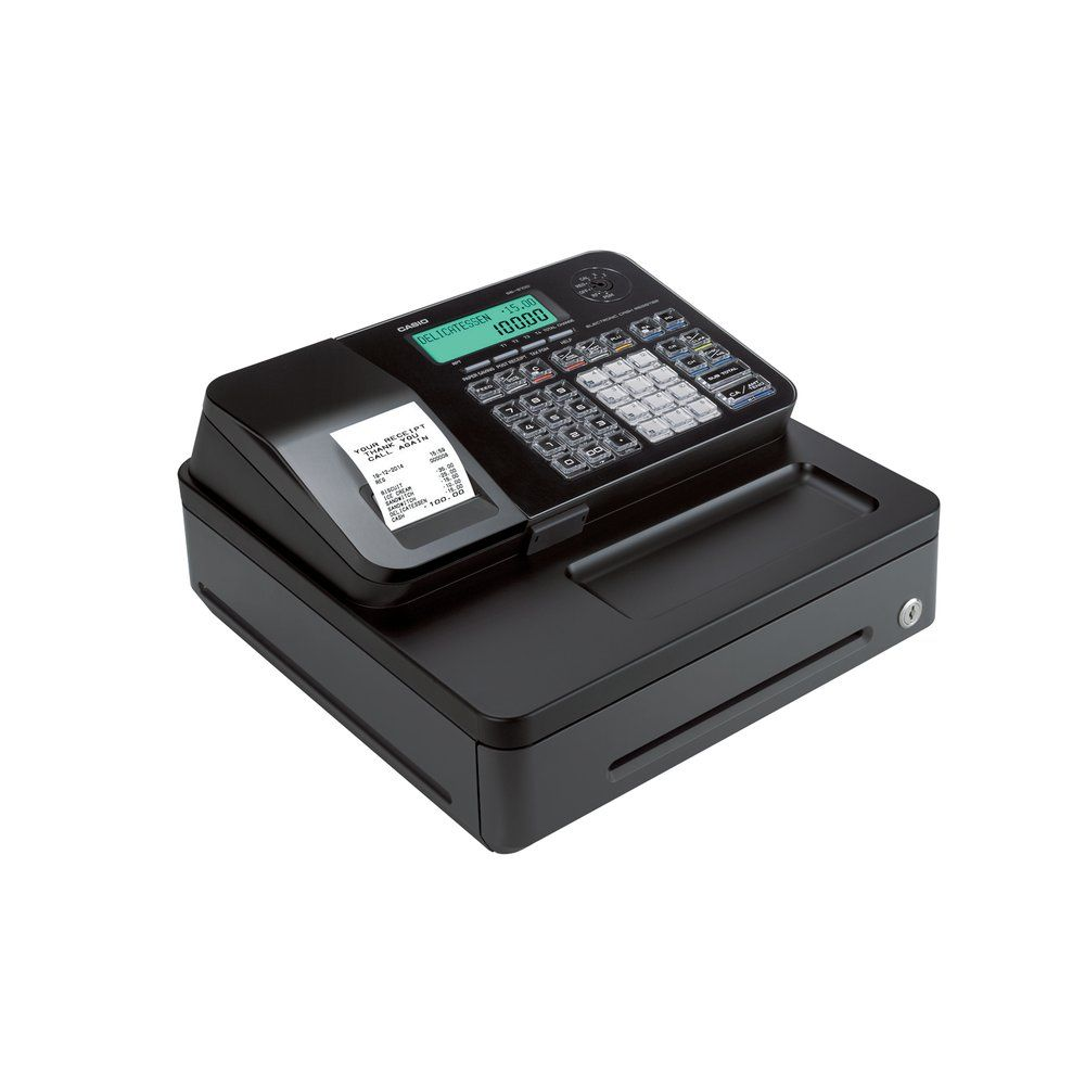 Caisse enregistreuse SE-S100SB-BK noire (photo)