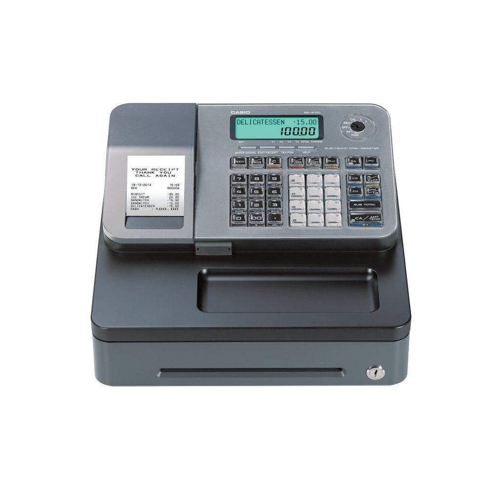 Caisse enregistreuse SE-S100SB-SR argent (photo)