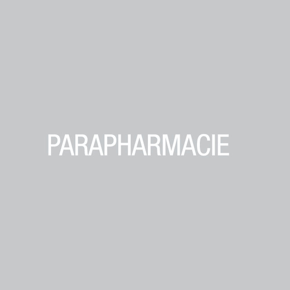 Sticker texte parapharmacie blanc 10.4x86.9 cm (photo)