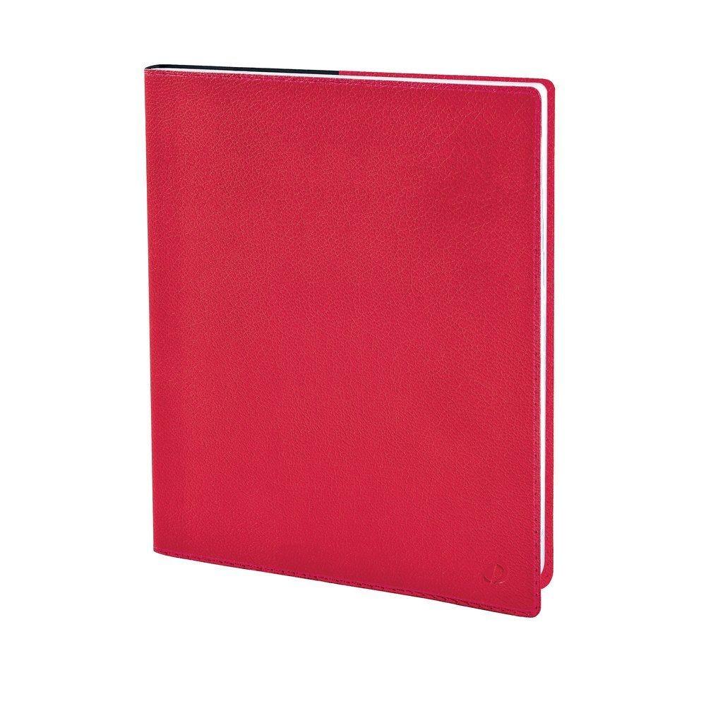 Agenda semainier Président rouge 21x27cm (photo)