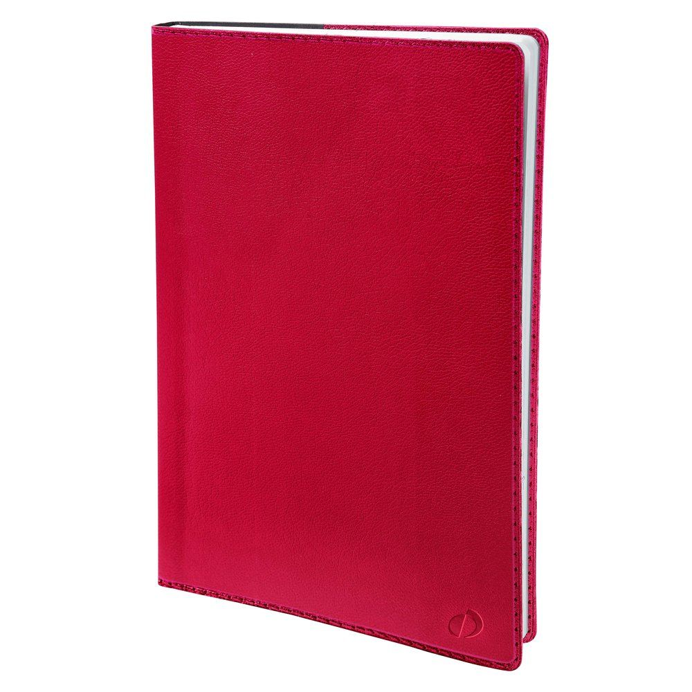 Agenda ministre Toscana rouge 16x24cm (photo)