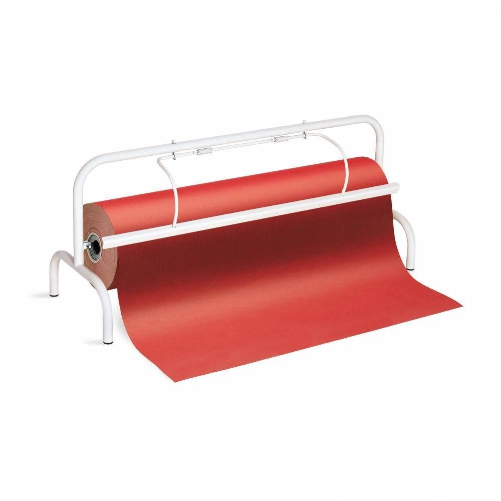 Dévidoir économique pour bobine papier cadeau  L70 cm (photo)