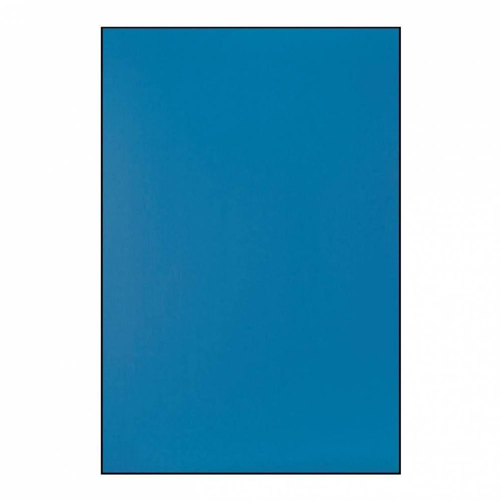 Plaque carlène bleue 80 x 120 cm (photo)