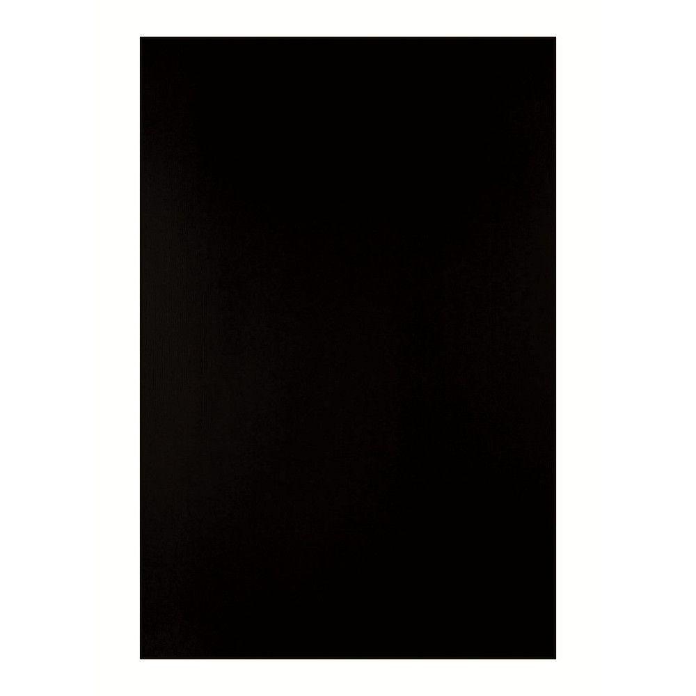 Plaque carlène noire 80 x 120 cm (photo)
