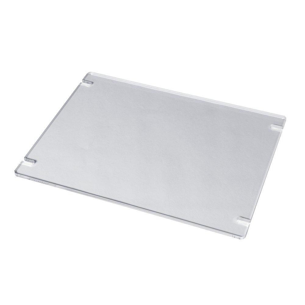 Plaque rectangulaire 25x35cm pour système cube