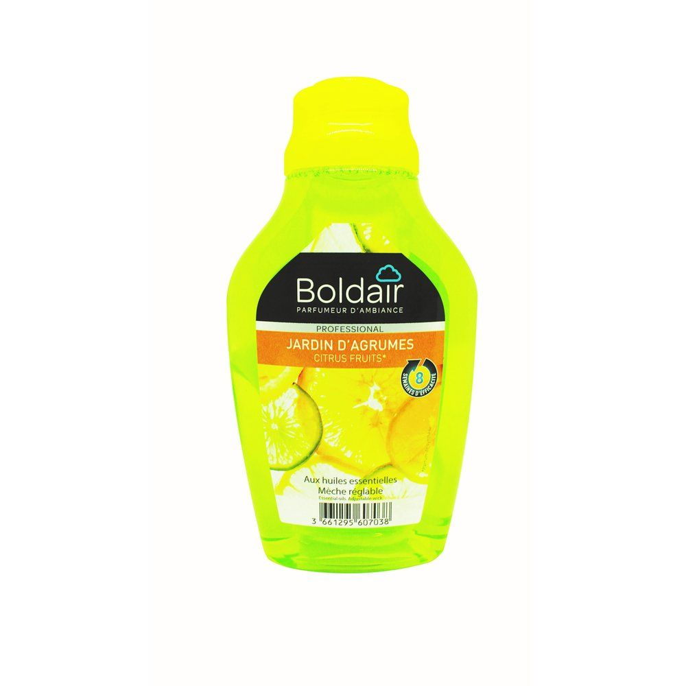 Boldair mèche 375 ml jardin d'agrumes (photo)