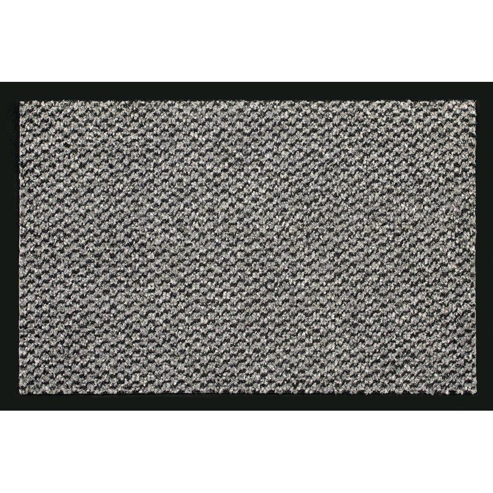 Tapis d'accueil gris 90x150cm