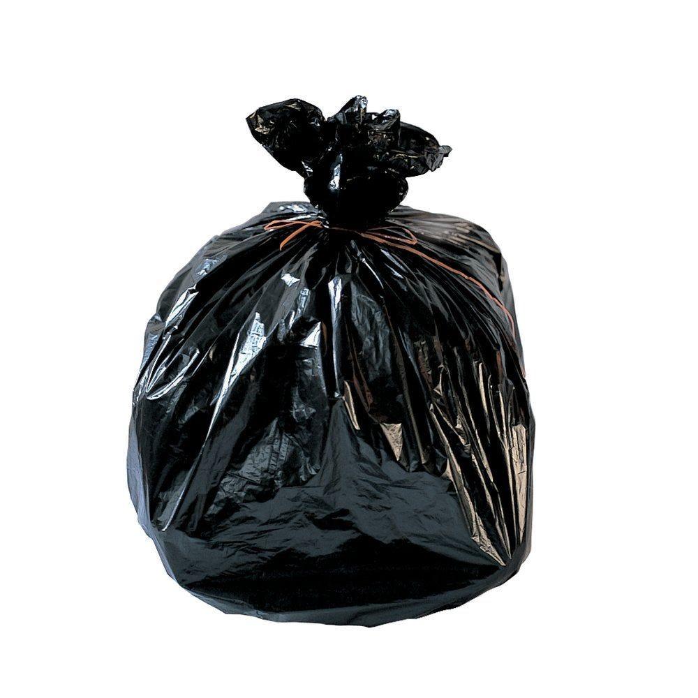 Sacs poubelle 30l 50 x 72 cm x 100 PEBD (photo)