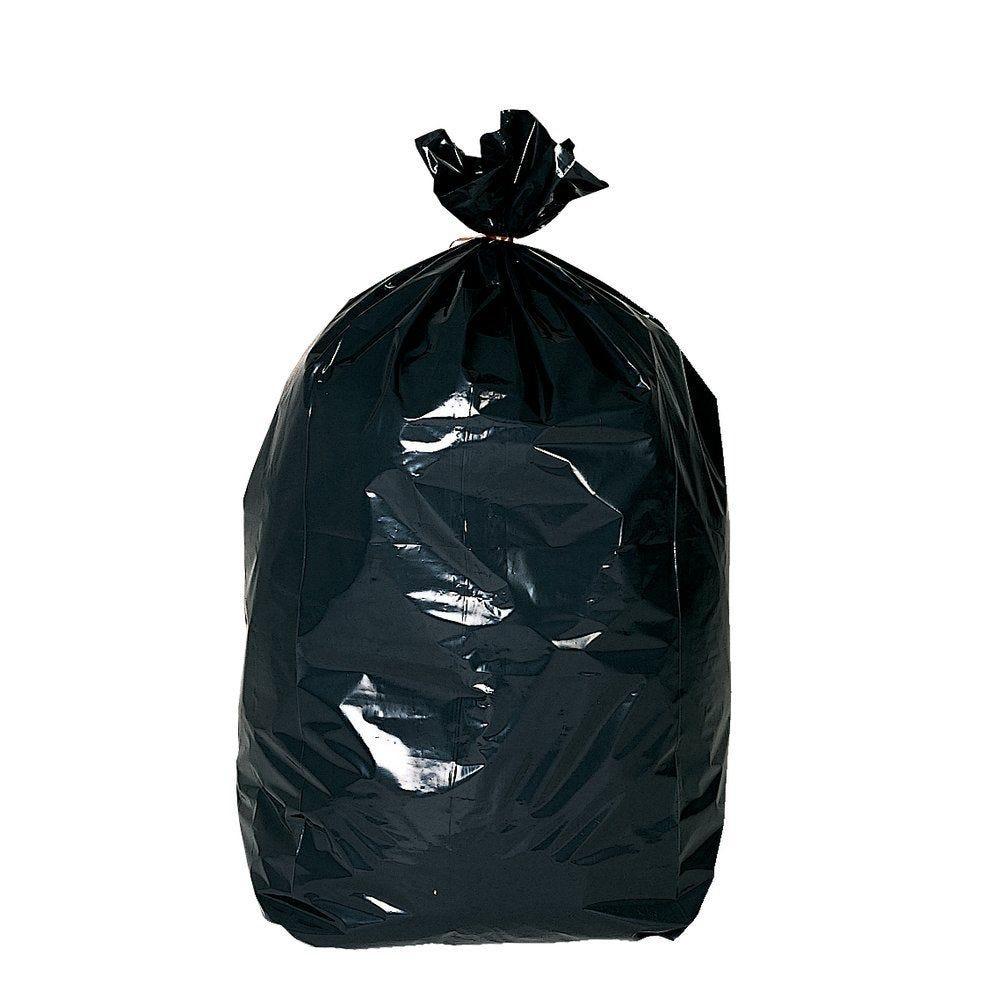 Sacs poubelle 50 l 14 µ - par 50 (photo)