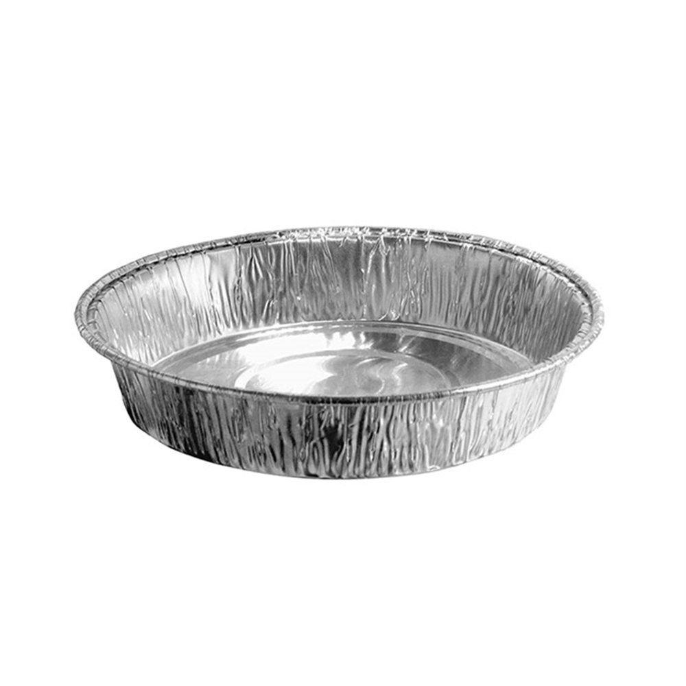 Tourtière aluminium 680ml Ø21,8x2,3cm - par 165