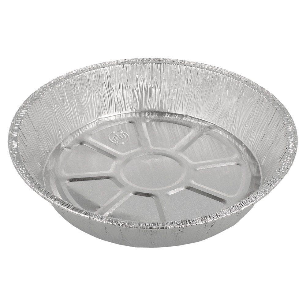 Tourtière aluminium 1070ml Ø21x4cm - par 100