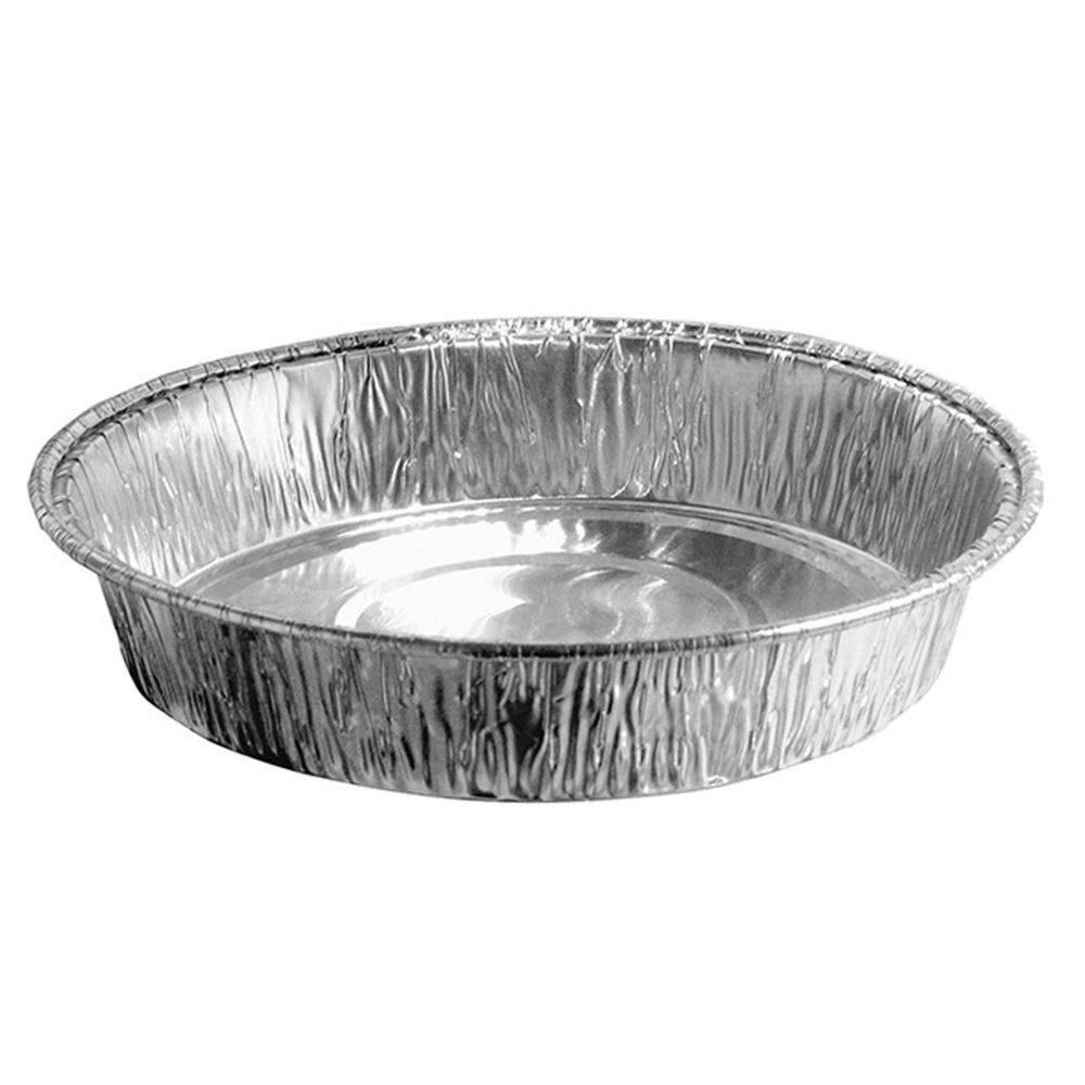 Tourtière aluminium 1690ml Ø33x2cm - par 50