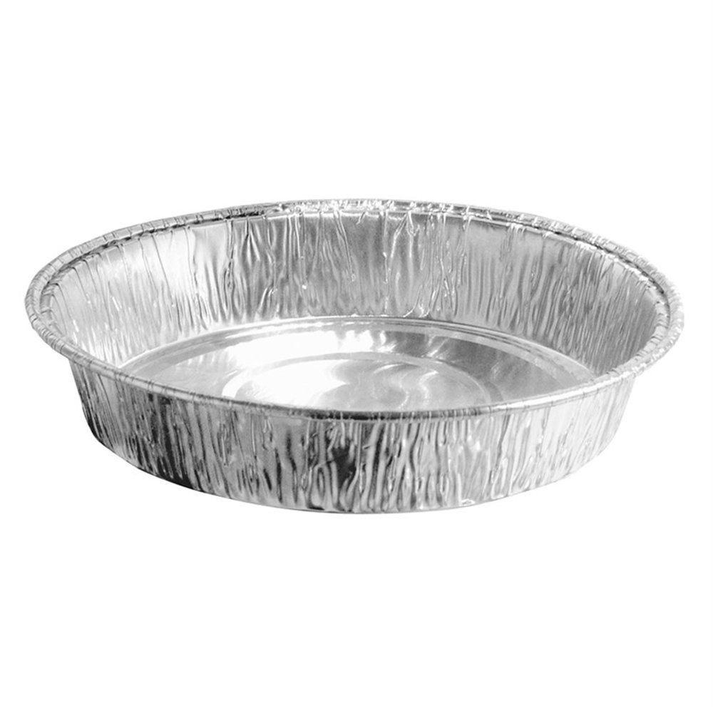 Tourtière aluminium 1000ml Ø20,8/19,4x4cm - par 100