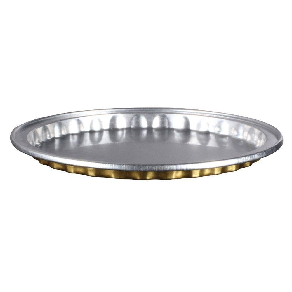Moule tartelette aluminium argent/or 20ml Ø8x0,6cm - par 100
