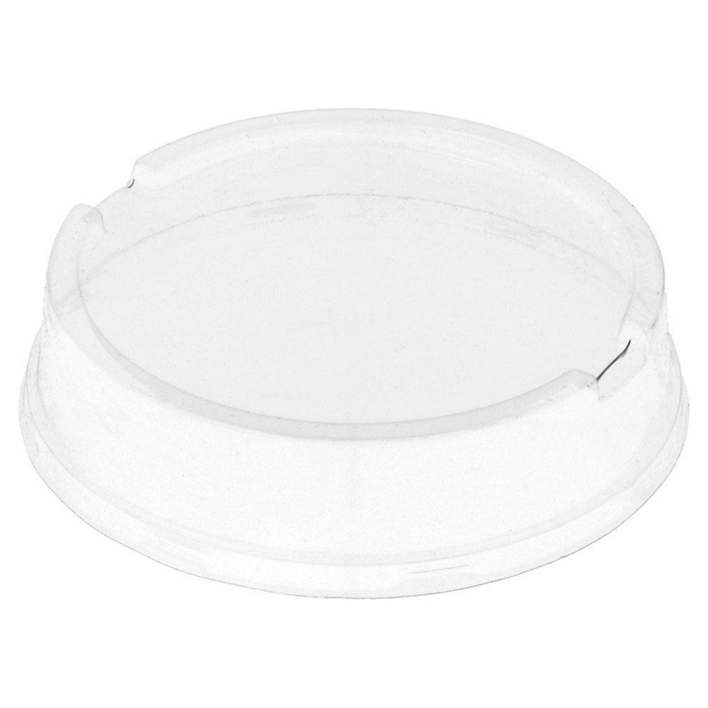 Couvercle haut PET transparent pour contenant 32741 et 32751 Ø9,3cm - par 100