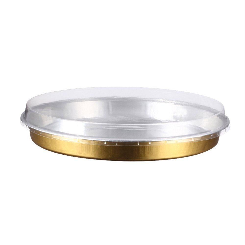 Couvercle haut PET transparent pour contenant 32747 et 32757 - par 50