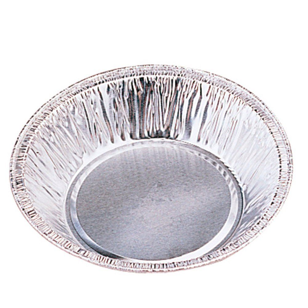 Moule tartelette aluminium 70ml Ø9,3/8,4x1,8cm - par 100