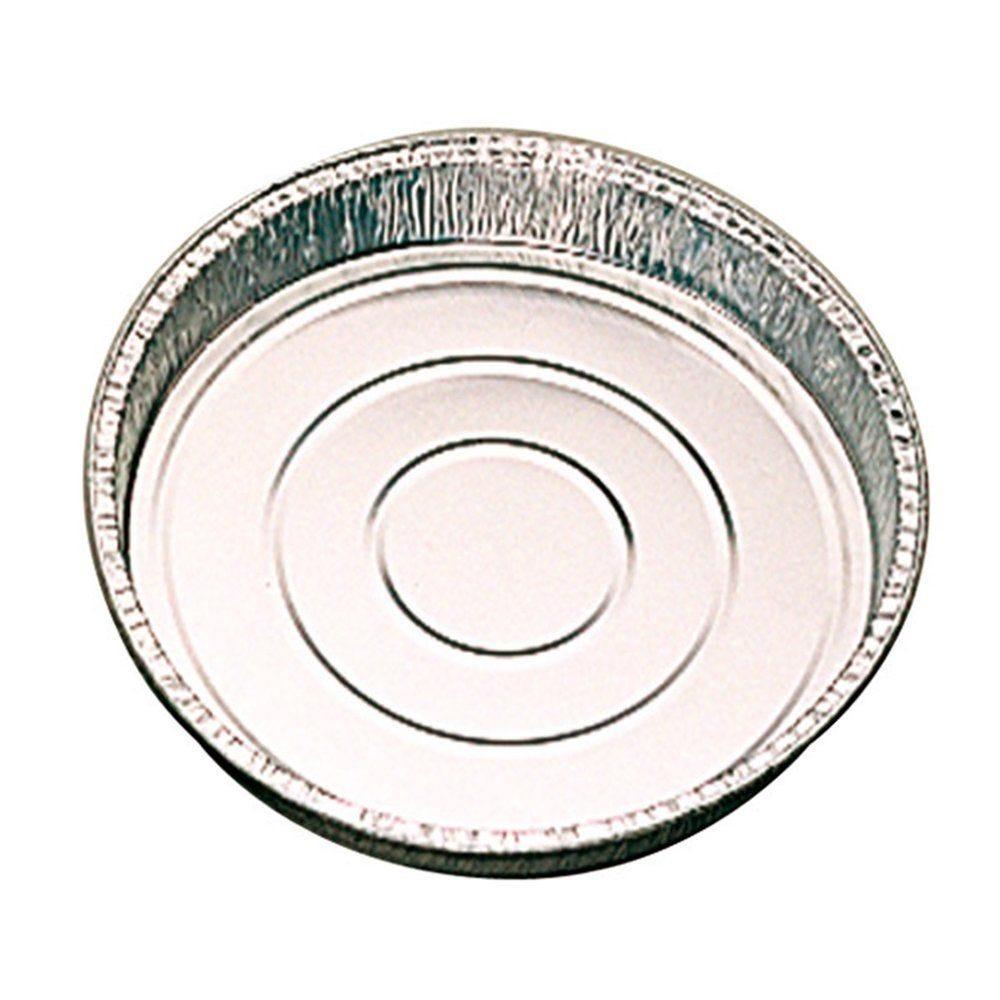 Tourtière aluminium 900ml Ø24,7x23x2,2cm - par 100