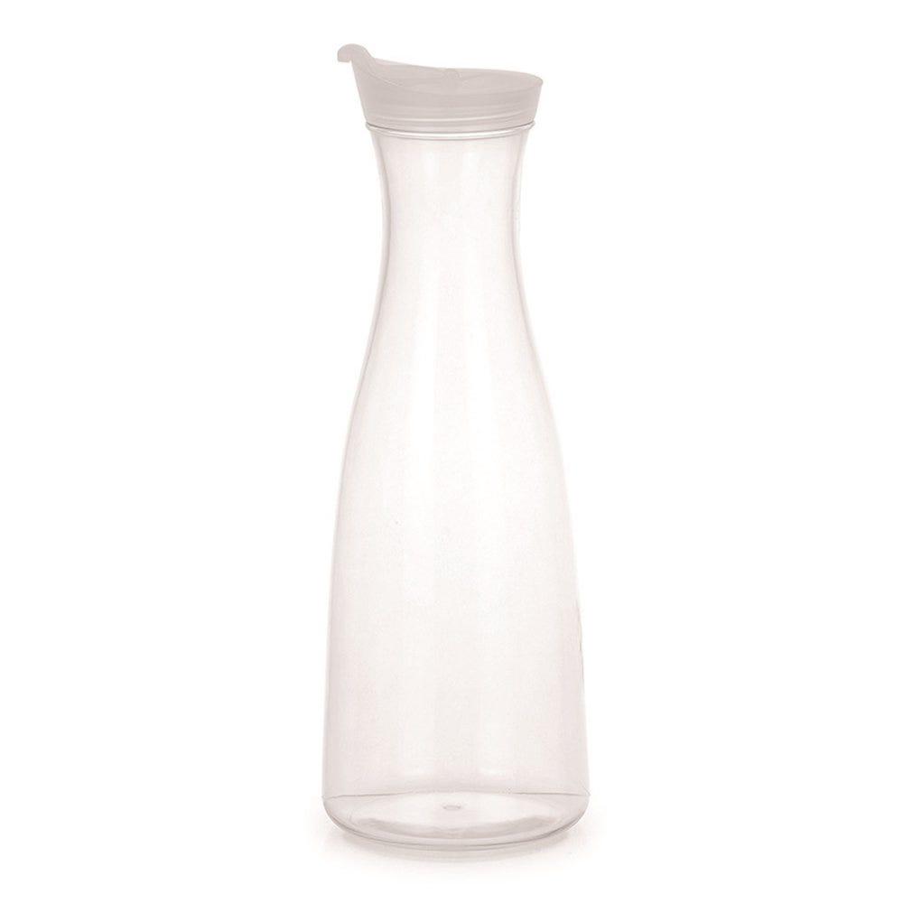 Carafe avec couvercle réutilisable polycarbonate transp 1,5L Ø6,5x31,5cm - par 1 (photo)
