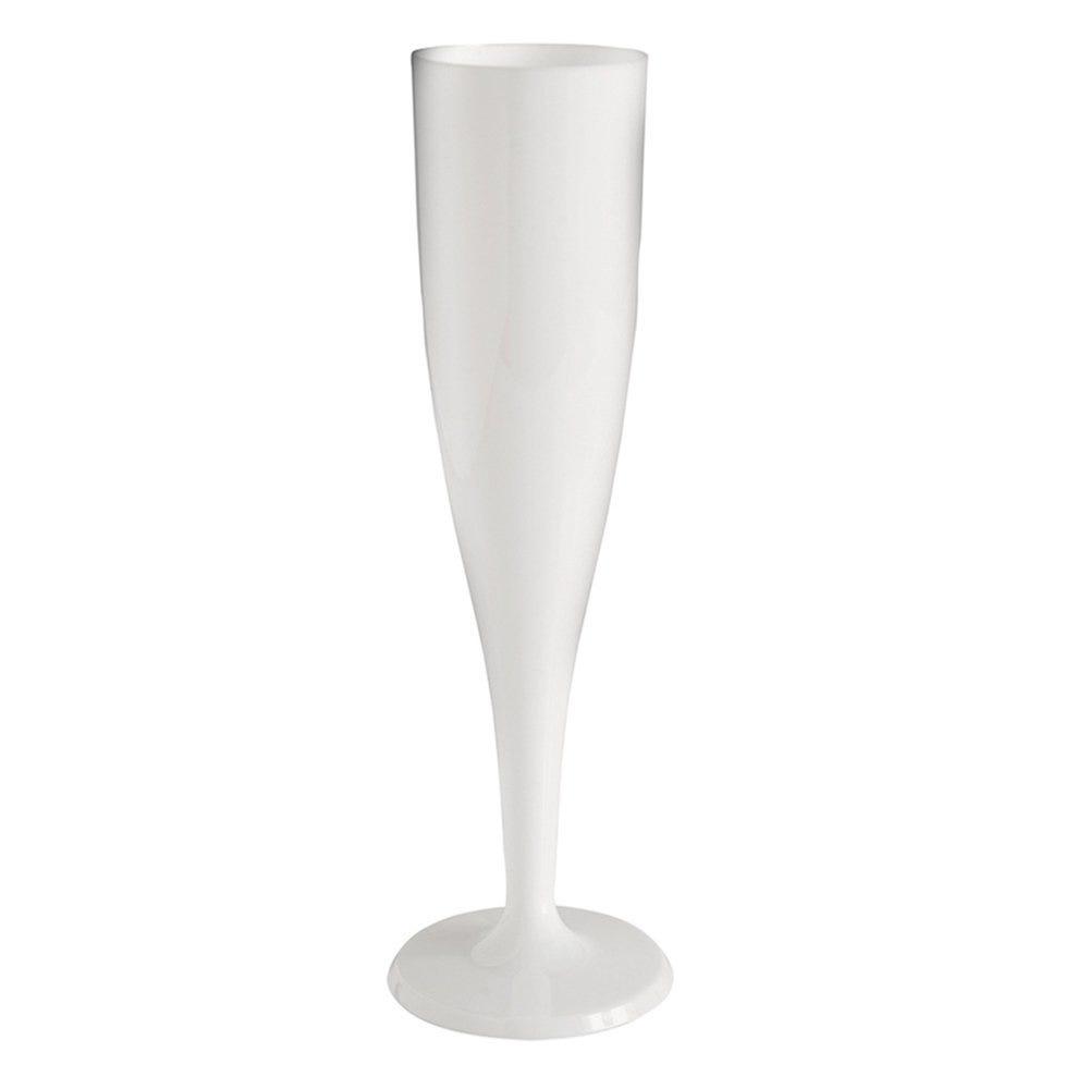 Flûte champagne PS cristal blanc 12,5cl Ø4,9x20cm - par 120