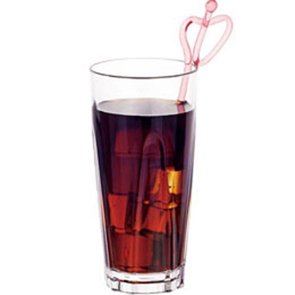 Gobelet à liqueur réutilisable polycarbonate transparent 48cl Ø8,2x18cm - par 72