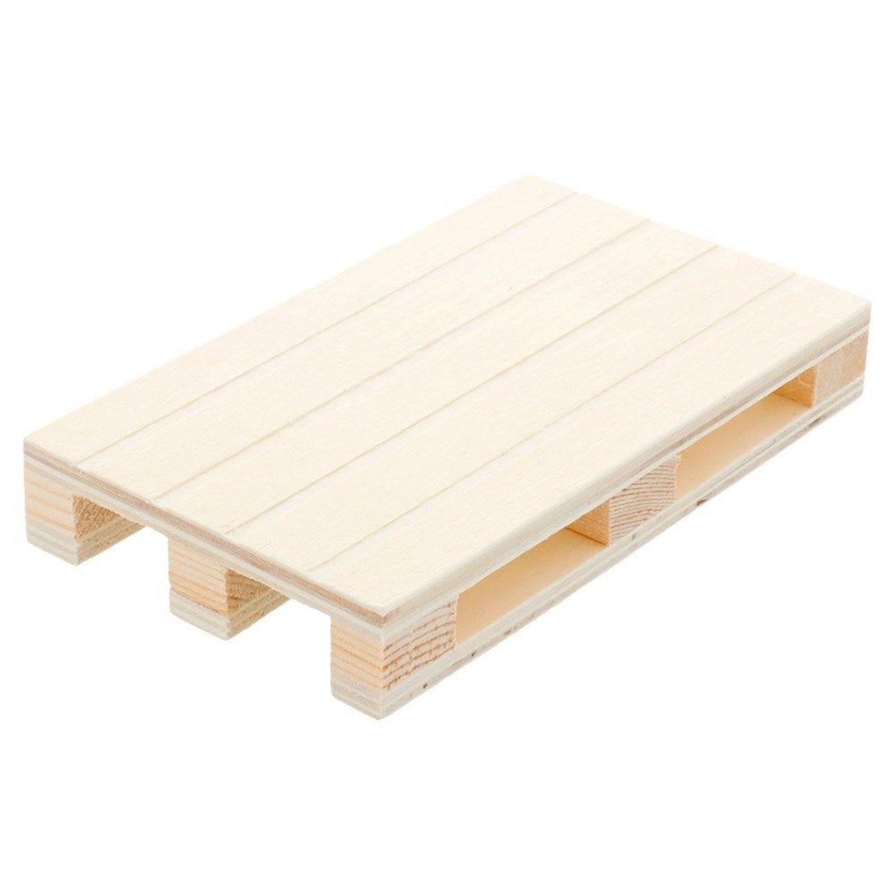 Mini palette bois 13x8x2cm - par 40