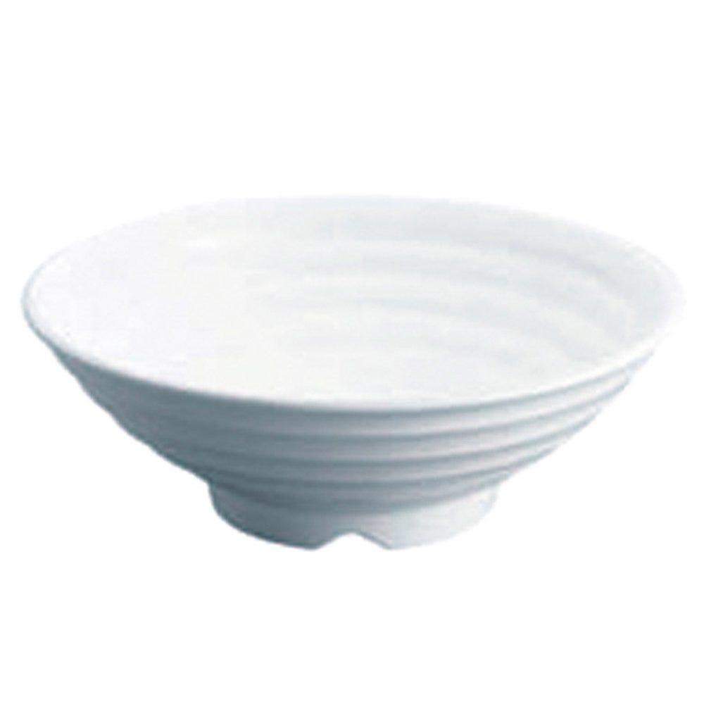 Bol mélamine blanche Ø29,2x10cm - par 12