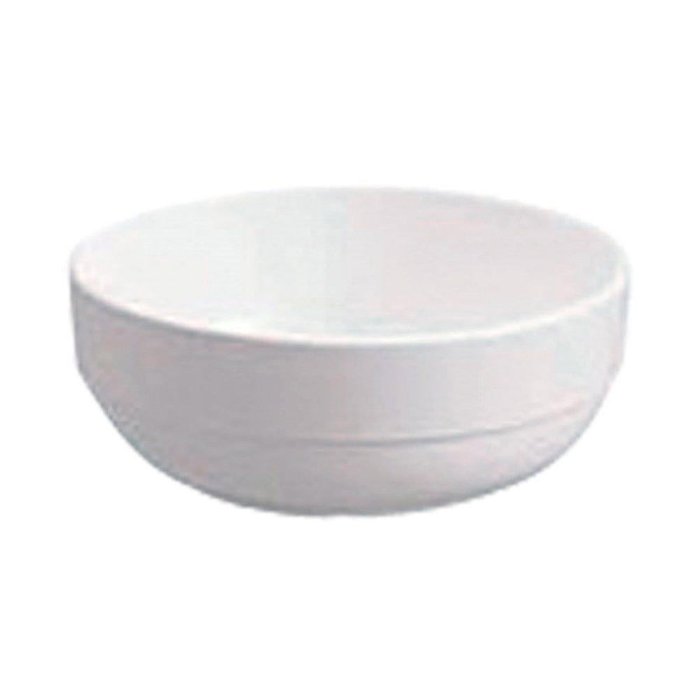 Bol mélamine blanc Ø14x5,6cm - par 72