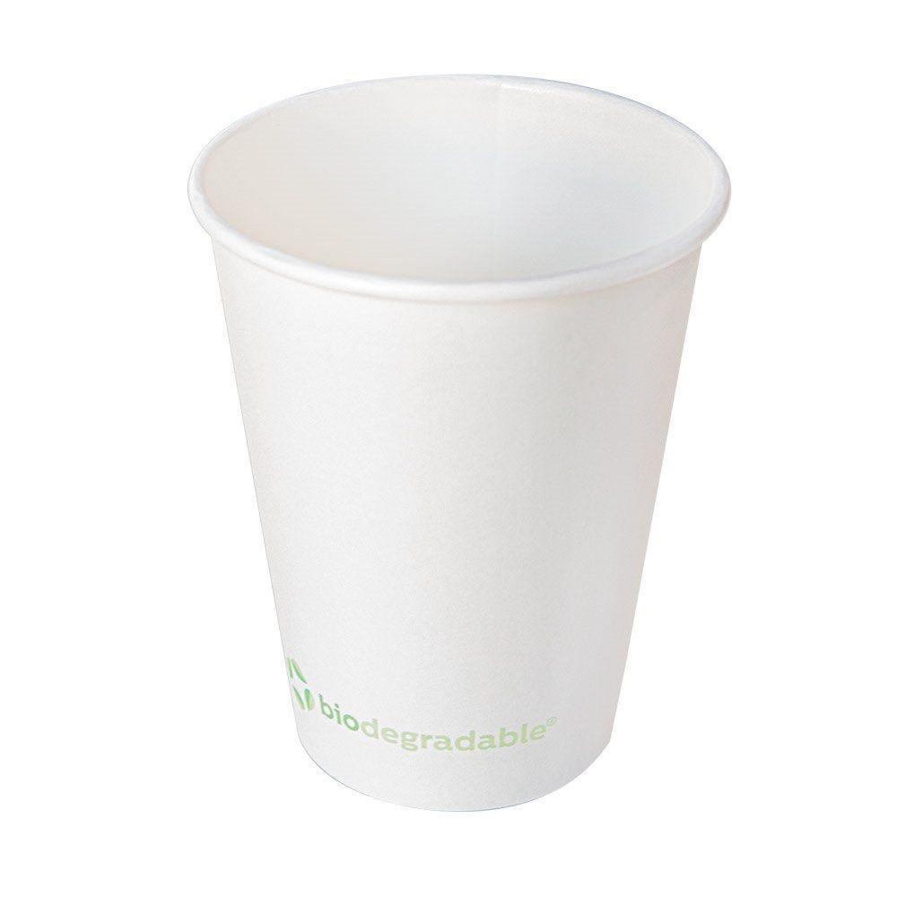 Gobelet boissons chaudes CPLA biodégradable 48cl - par 900