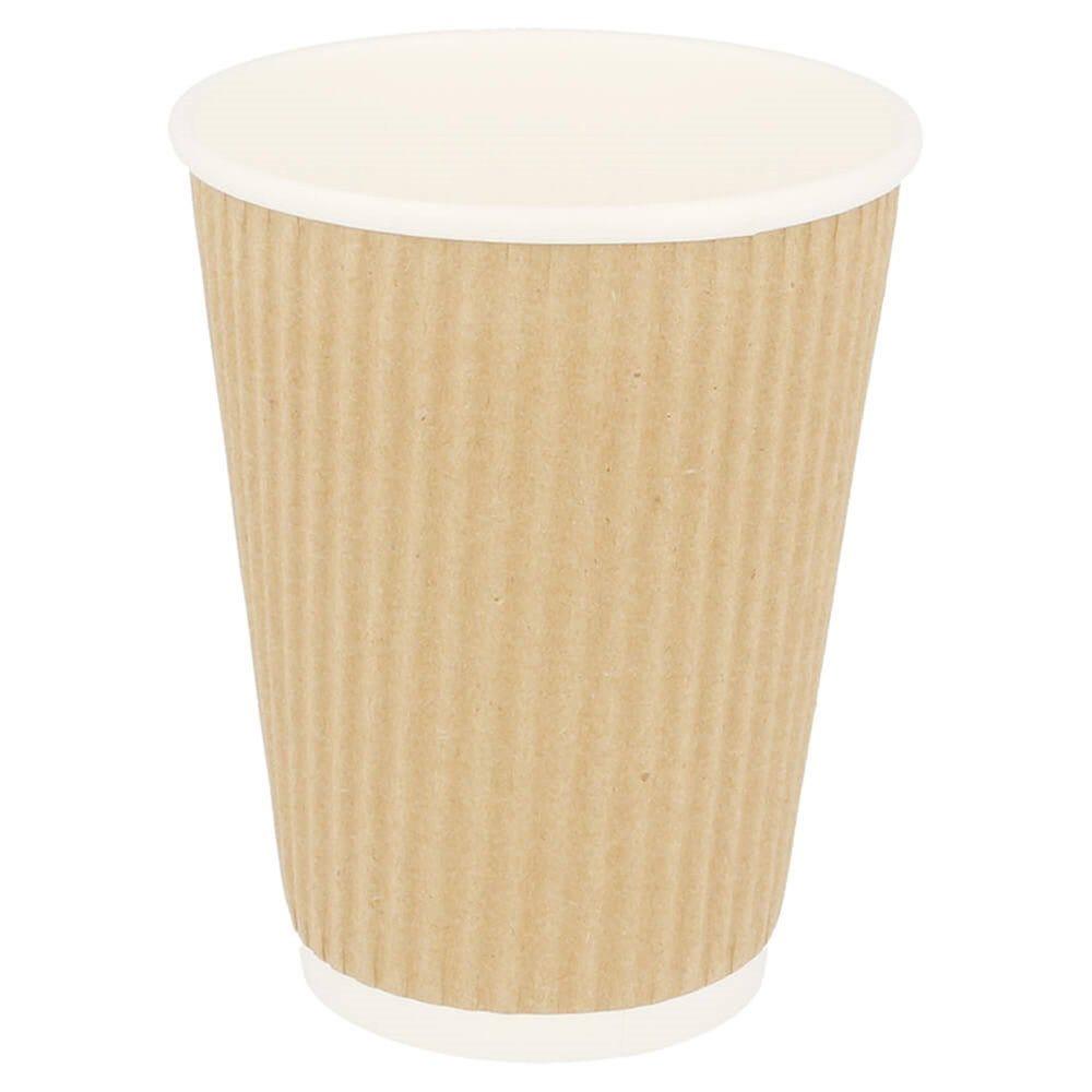 Gobelet boissons chaudes double paroi carton ondulé 36cl - par 1000
