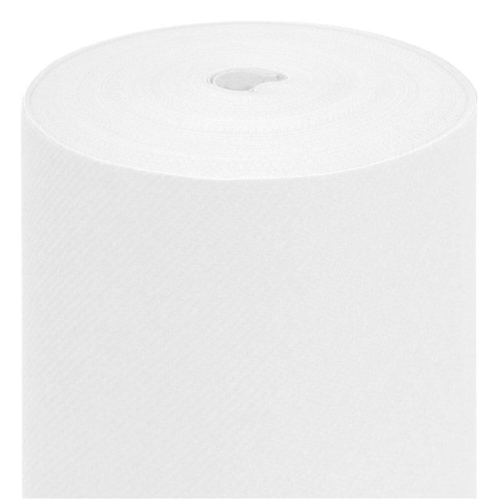 Nappe en rouleau intissé blanc 55gr/m² 1,20x50m - par 1