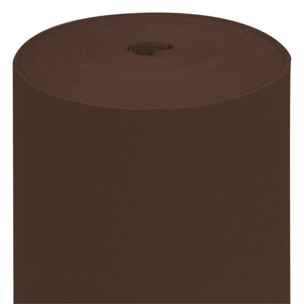 Nappe en rouleau intissé chocolat 1,20x50m - par 1
