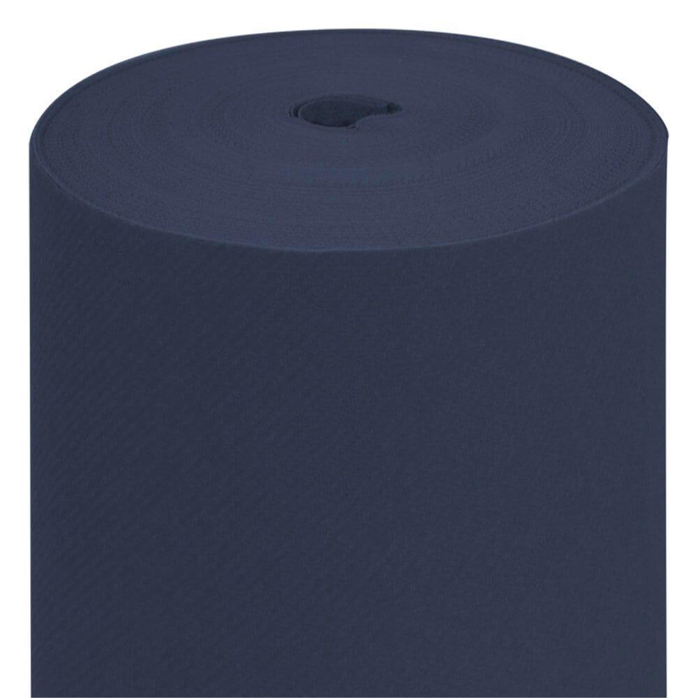Nappe en rouleau intissé bleu marine 1,20x50m - par 1