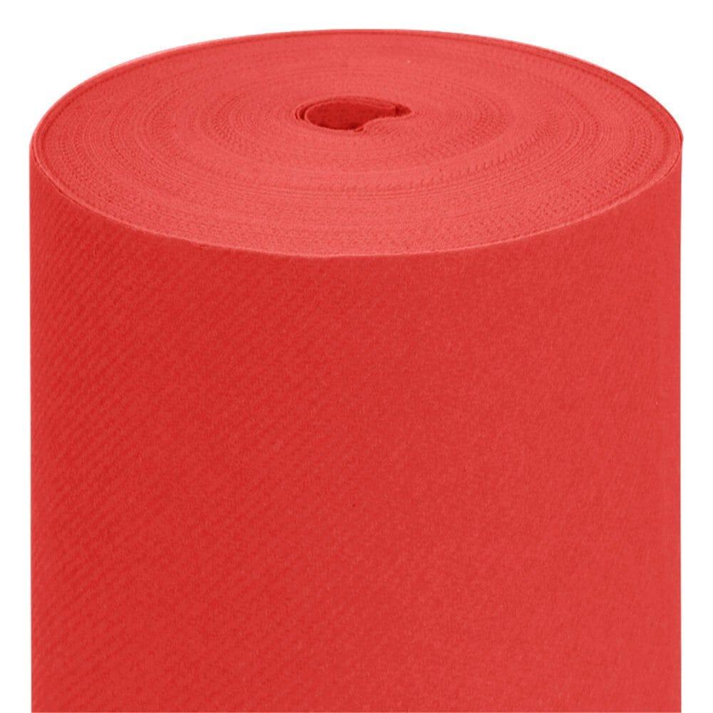 Nappe en rouleau intissé rouge 1,20x50m - par 1