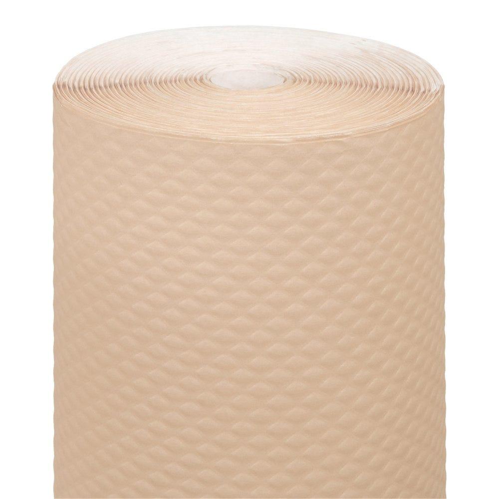 Nappe en rouleau en papier recyclé naturel 1,20 x 100cm - par 1