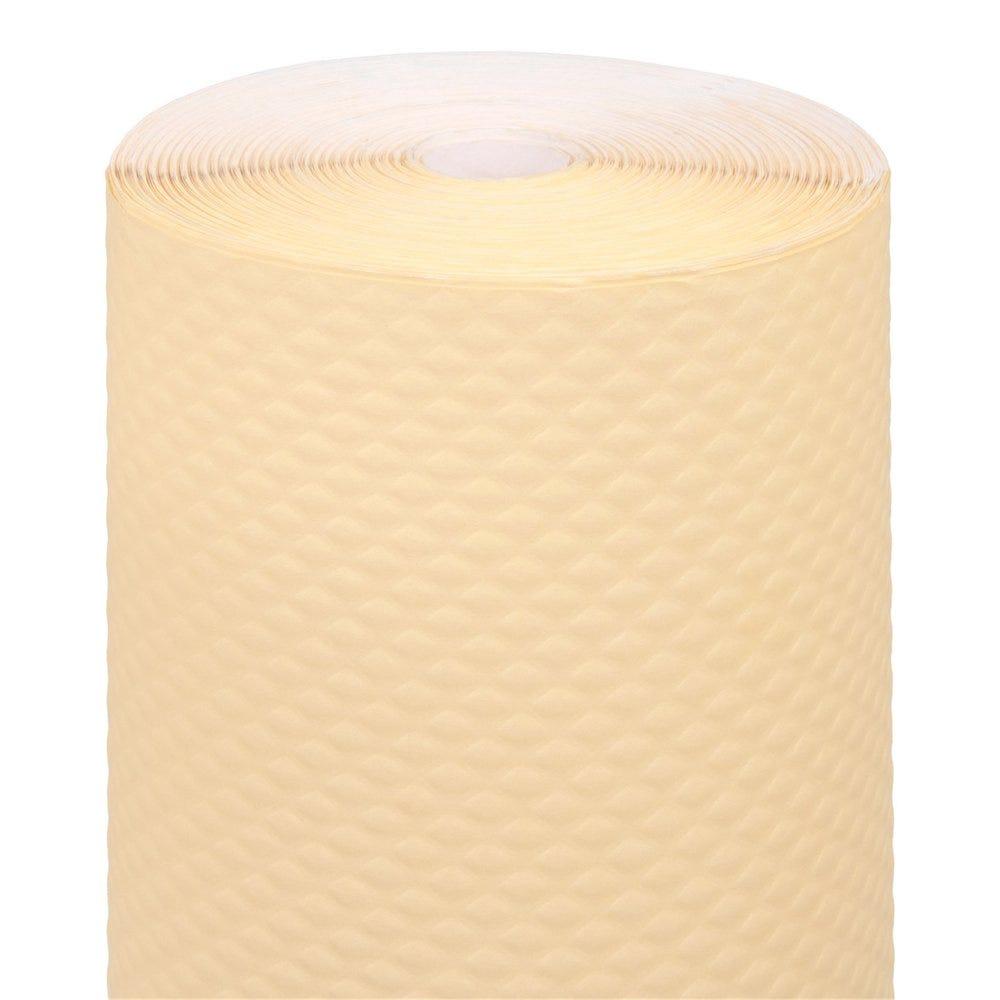 Nappe en rouleau cellulose extra damassé ivoire 1,20x100m - par 4