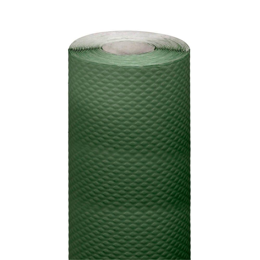 Nappe en rouleau cellulose extra damassé vert sapin 1,20x7m - par 25