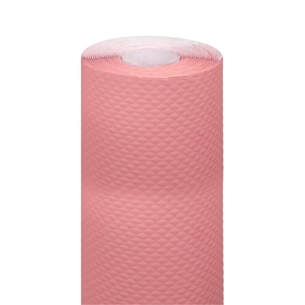 Nappe en rouleau cellulose extra damassé rose 1,20x7m - par 25